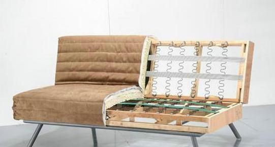 临沂布艺沙发介绍沙发制作工艺流程(一)